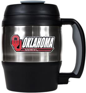 NCAA Oklahoma Sooners 52oz Macho Travel Mug