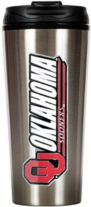 NCAA Oklahoma Sooners 16oz Travel Tumbler