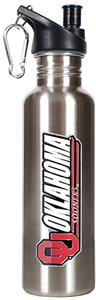 NCAA Oklahoma Sooners Stainless Water Bottle