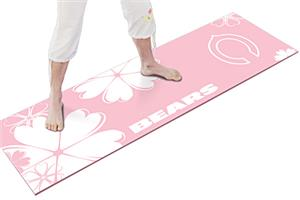 Fan Mats Chicago Bears Yoga Mat