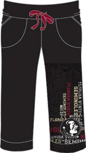 Florida State Womens Flocked Drawstring Pants
