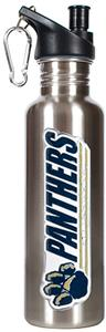 NCAA Pittsburgh Panthers Stainless Water Bottle