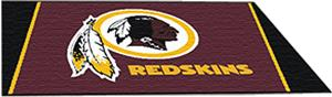 Fan Mats Washington Redskins 5x8 Rug
