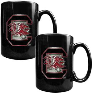 NCAA South Carolina Ceramic Mug (Set of 2)