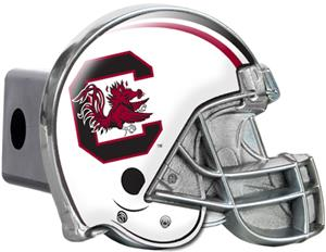 NCAA South Carolina Helmet Trailer Hitch Cover