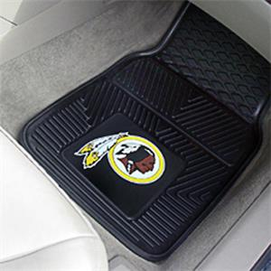 Fan Mats Washington Redskins Vinyl Car Mats (set)