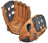 "Champion 14.5"" Leather Fielders Baseball Gloves"