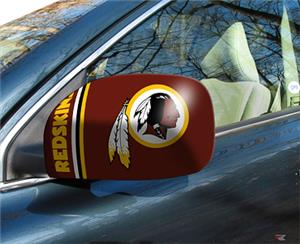 Fan Mats Washington Redskins Small Mirror Cover