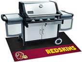 Fan Mats NFL Washington Redskins Grill Mat