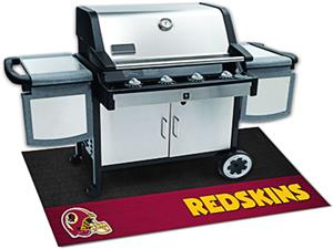 Fan Mats Washington Redskins Grill Mat