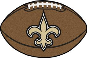 Fan Mats New Orleans Saints Football Mat