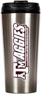 NCAA Texas A&M Aggies 16oz Travel Tumbler