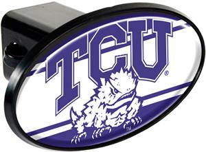 NCAA Texas Christian Trailer Hitch Cover