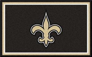 Fan Mats New Orleans Saints 4x6 Rug