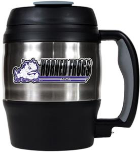 NCAA Texas Christian 52oz Macho Travel Mug