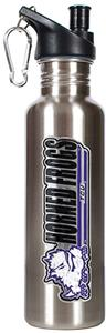 NCAA Texas Christian Stainless Water Bottle