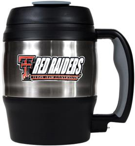 NCAA Texas Tech Red Raiders 52oz Macho Travel Mug