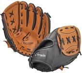"Champion Baseball 11"" Leather/Vinyl Fielders Glove"
