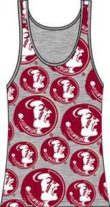 Florida State Womens Rhinestone Tank Top