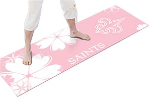 Fan Mats New Orleans Saints Yoga Mat