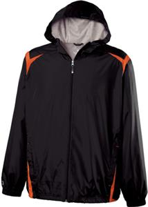 Holloway Adult Collision Lightweight Hooded Jacket