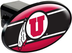 NCAA Utah Utes Trailer Hitch Cover