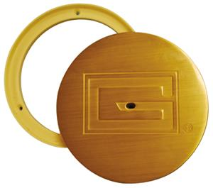 Gared Oversized Swivel Volleyball Cover Plates