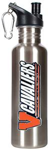 NCAA Virginia Cavaliers Stainless Water Bottle