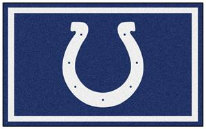 Fan Mats Indianapolis Colts 4x6 Rug