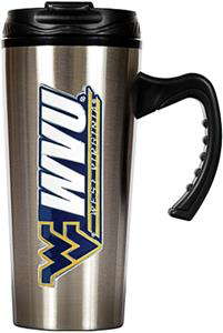 NCAA West Virginia Mountaineers 16oz Travel Mug