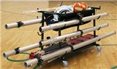 Gared Volleyball Equipment Storage Carts