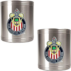 MLS Club Deportivo Chivas USA Can Holders