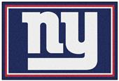 Fan Mats NFL New York Giants 5x8 Rug