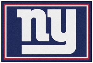 Fan Mats NFL New York Giants 5x8 Rug