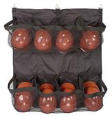 Champion Sports Hanging Baseball Helmet Bags