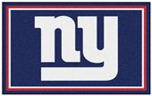 Fan Mats NFL New York Giants 4x6 Rug