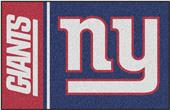 Fan Mats Giants Uniform Inspired Starter Mat