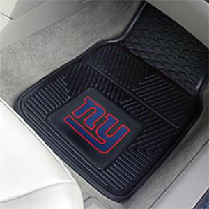 Fan Mats New York Giants Vinyl Car Mats
