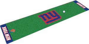 Fan Mats New York Giants Putting Green Mat