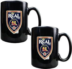 MLS Salt Lake City Real Salt Lake Ceramic Mug Set