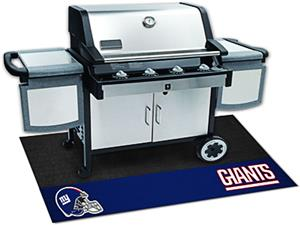 Fan Mats NFL New York Giants Grill Mat