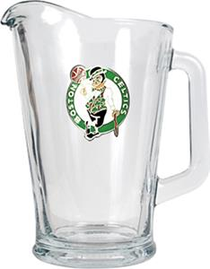 NBA Boston Celtics 1/2 Gallon Glass Pitcher