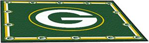 Fan Mats Green Bay Packers 5x8 Rug