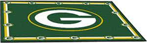 Fan Mats Green Bay Packers 4'x6' Rug