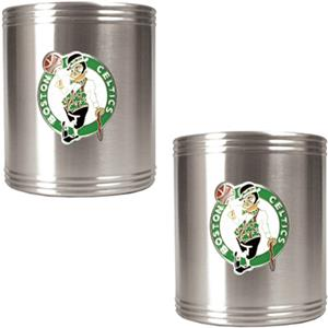 NBA Boston Celtics Stainless Steel Can Holders