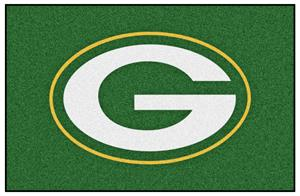 Fan Mats Green Bay Packers Starter Mat