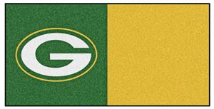 Fan Mats NFL Green Bay Packers Carpet Tiles