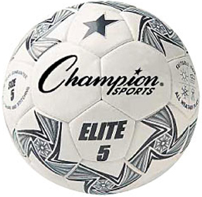 Champion NFHS Official Elite Game Soccer Balls