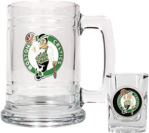 NBA Boston Celtics Boilermaker Gift Set