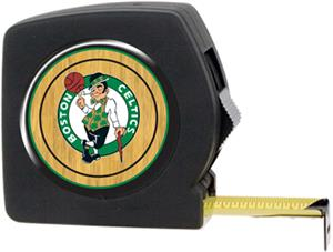 NBA Celtics 25' Tape Measure w/Crystal Coat Logo
